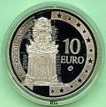 10 € Malta 2008 - Auberge de Castille - PP
