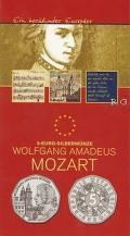 5 Euro Österreich 2006 - Mozart - im Blister