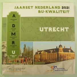 Niederlande KMS 2021 - Nationale Sammlung: Utrecht - BU