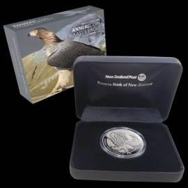 5 $ Neuseeland 2016 - Haast's Eagle - PP