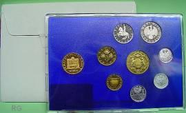 Österreich Kursmünzensatz 1987 PP - Bild vergrößern