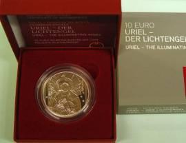 10 € Österreich 2018 - Lichtengel Uriel - PP