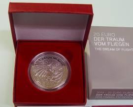 20 € Österreich Der Traum vom Fliegen 2019