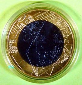 Österreich 25 € Niob 2003 - 700 Jahre Stadt Hall - Originalkapsel - Bild vergrößern