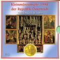 Österreich Kursmünzensatz 1998 stgl
