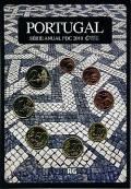 Portugal - Série Anual FDC - 2010 stgl.