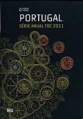 Portugal - Série Anual FDC - 2011 stgl.