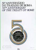 2 € Portugal 2007 - Römische Verträge - im Blister