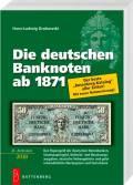 Die deutschen Banknoten ab 1871 (21. Auflage 2018)