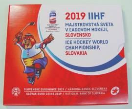 Slowakei KMS 2019 - Eishockey WM - stgl.