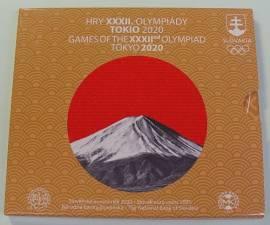 Slowakei KMS 2020 - Olympiade Tokio - stgl.
