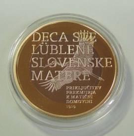 3 € Slowenien 2019 - 100 Jahre Wiedereingliederung von Prekmurje - PP