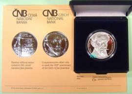 Tschechien 200 Kronen 2016 - 450. Geb. Jan Jessenius - PP