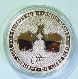 Tuvalu 1 $ 2020 - Ottifanten - unc.