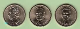 Serie 1 $ USA - Präsidenten - 2016 bfr.