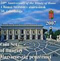 Ungarn KMS 2007 - BU - Römische Verträge