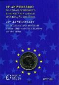 2 € Portugal 2009 - Wirtschafs- und Währungsunion - (Blister) stgl.