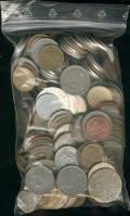 1 Kilo Münzen gemischt
