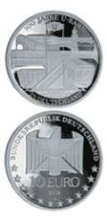 10 €  Deutschland 2002 - U-Bahn - bfr.