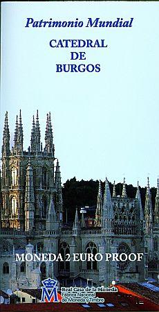 2 € Spanien 2012 - Kathedrale von Burgos - PP