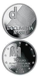 10 €  Deutschland 2002 - Documenta Kassel - bfr.
